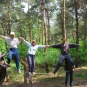 Тренинг `Верёвочный курс` фото