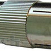 Переходник гнездо антенное - гнездо антенное металлическое фото