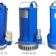 Насос для загрязненных вoд, Гном 16-16 220В, Д фото