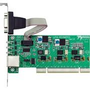 Цифровой телеграфный адаптер ЦТА-0124 PCI фото