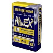 Клей плиточный Алинэкс SET 305 фото