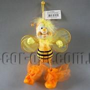 Пчелка на шнурке 16 см 4597 фото