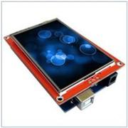 """Графічний дисплей LCD TFT 3.5"""" Touch shield для Arduino MEGA фото"""