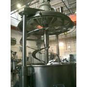 Оборудование для смешивания, измельчения, обработки сухих продуктов жидкостей и паст для пищевой, фармацевтической и косметической отраслей. фото