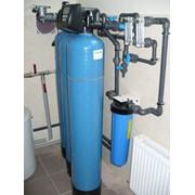 Ремонт фильтра очистки воды. фото