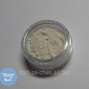 Краситель пищевой Цветочная пыльца Снежный, код 48 фото