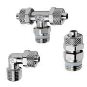Автоматические клапаны (дроссели, обратные клапаны, вентили) Camozzi фото