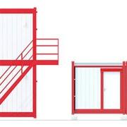 Блок-контейнеры компрессорные, Блок-контейнеры фото