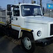 Автомобиль ГАЗ 3309 фото