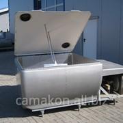 Молочная ванна для охлаждения 3 x Serap фото