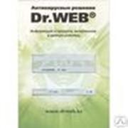 Dr.Web Security Space продление, фир. Конверт фото