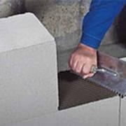 Клей для газобетонных блоков СК Зимний фото