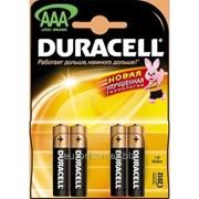 Батарейка Duracell Plus AAA k4 фото