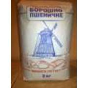 Мука пшеничная высший,1,2 сорт. фото