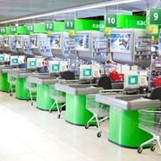 Монтаж кассових боксов у супермаркетах . Вся Украина фото