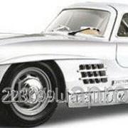 Автомодель Bburago Bijoux Mercedes-Benz 300 Sl 18-22023 фото