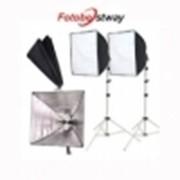 Набор постоянного студийного света Fotobestway FEBK-6080 Х 4 для фото и видео фото