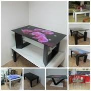 Изготовление мебели из стекла фото