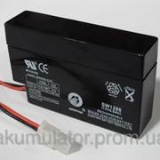 Аккумулятор 12 свинцово-кислотный герметичный Bossman Sunnyway 12V PS0.8-12 - LA1208 фото