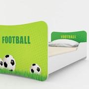 """Детская кровать """"Футбол"""" фото"""