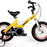 Детский велосипед Royal Baby Leopard Steel 16 фото