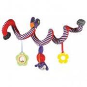 Игрушка ХЭППИ БЕБИ (HAPPY BABY) Мобиль SAFARI арт.330051 фото