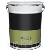 Грунт ГФ-021 Серый (25 кг) фото