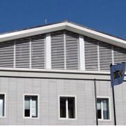 Вентиляционные решетки, система вентиляционных решеток Трапеция АРВ1, АРВ2 фото