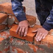 Работа в Польше. Каменщик фото