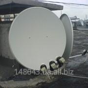 Установка спутникового ТВ, комплекты спутникового телевиления фото