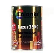 Лак Lazur Coloriks №100 (0,75л) б/цветный фото