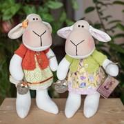 Кукла Тильда овечка фото