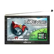 GPS-навигатор xDevice microMAP-PortoTV-5-A4-FM фото
