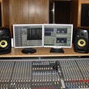 Услуги студий звукозаписи фото
