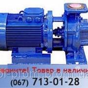 Насос консольный моноблочный КМ 100-65-200 фото