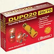 """Патр.(20х70)- пуля """"DUPO"""" (20г) (DDUPLEKS) фото"""