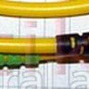 Шнур оптический SM-FC, UPC-SC, APC, 1м фото