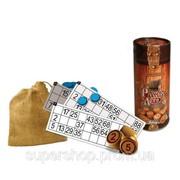 Настольная игра Русское Лото в тубе 001038 фото