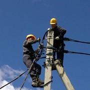 Строительство линий электропередач, трансформаторных подстанций фото