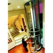 Вакуумный пневматический лифт фото