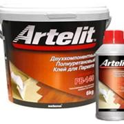 ARTELIT 2-компон. полиур. клей для паркета РВ-140 фото