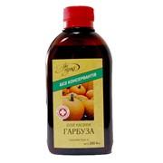 Масло семян тыквы, 200 мл, общего каротина не менее 4,5 мг% фото