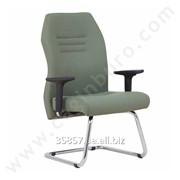 Кресло для посетителей Milly Misafir Koltugu U Ayak , код CP 10 фото