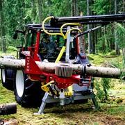 Тракторный процессор HYPRO фото