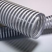 Шланг армированный пищевой для перекачки жидкости фото