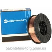 Проволока сварочная омедненная Magmaweld MG-2, д. 1,2 мм, 5 кг фото