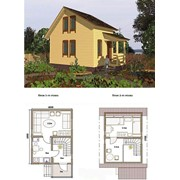 Проекты частных домов фото