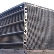 Секции кубов воздухоподогревателей (ВЗП) фото