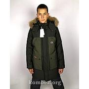 пальто Moonbox М1 хаки фото
