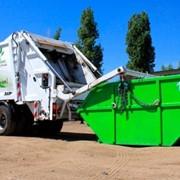 Вывоз промышленного мусора фото
